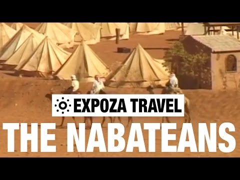 In The Land Of The Nabateans (Jordan) Vacation Travel Video Guide