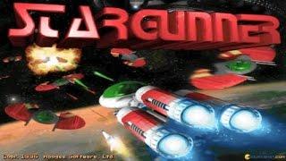 Stargunner gameplay (PC Game, 1996)