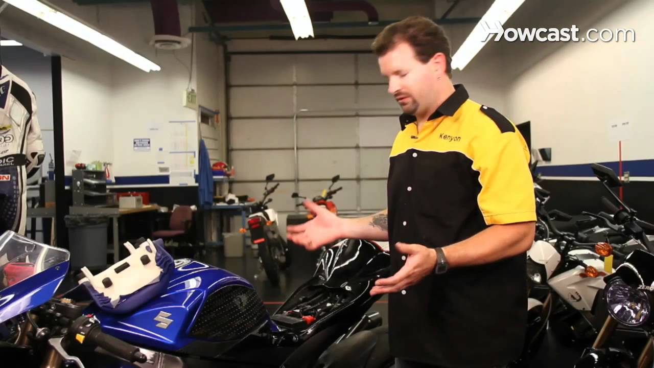 How to Maintain Your Motorcycle Battery | Motorcycles