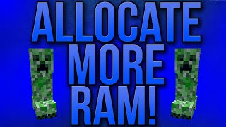 allocate more ram t๐ a Minecraft Forge Server! (1.9)