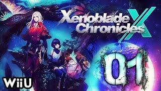 видео Прохождение Xenoblade Chronicles X. Обзор игры.