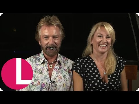 I'm A Celeb's Noel Edmonds Reveals the Secret Code He Used to Talk to His Wife | Lorraine
