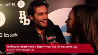Rodrigo Guirao Entrevista Para Happy FM