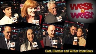 West is West | Gupshup with the Cast