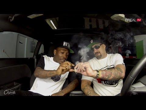 Dizzy Wright - The Smoke Box | BREAL.TV