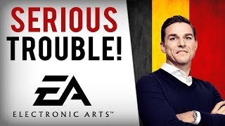 EA Under Criminal Investigation By Belgium Government For Not Removing Loot Boxes