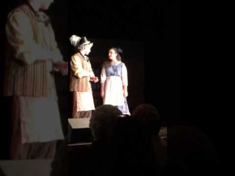 Tremont High School Beauty and the Beast Maurice and Belle
