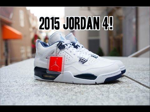 2015 Columbia Jordan 4 (IV) Review   Remastered Jordan Retro