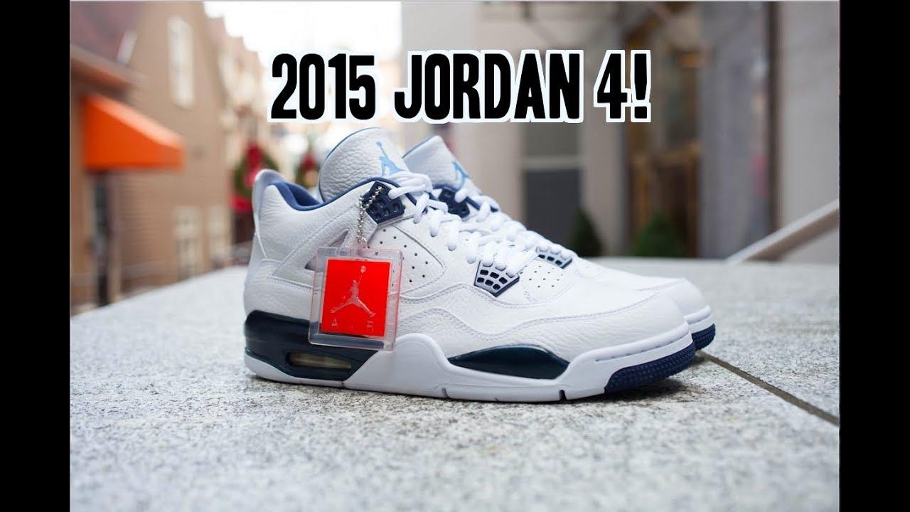 new style f40a5 dfced 2015 Columbia Jordan 4 (IV) Review   Remastered Jordan Retro