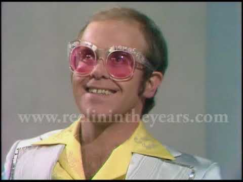 Elton John InterviewCandle In The Wind 1974 Reelin In The Years Archives