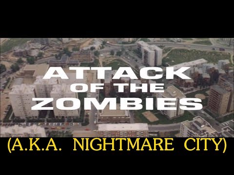 IN DEFENCE OF: Nightmare City (1980)