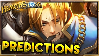 Best of Predictions (Ep.5)   Hearthstone