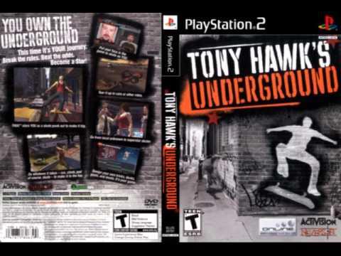 Tony Hawk Thug HAWAIIAN MUSIC