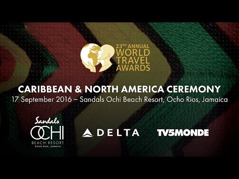 World Travel Awards Caribbean & North America Gala Ceremony 2016 Highlights