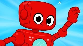 Repeat youtube video Robot Morphle For Kids
