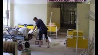 Srředočeské krajské nemocnice K.Hora opravy.avi