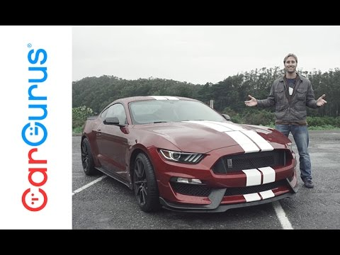 2017 Ford Shelby GT350 | CarGurus Test Drive Review