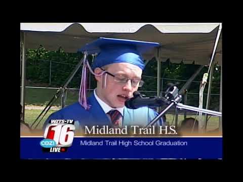 Midland Trail High School Graduation