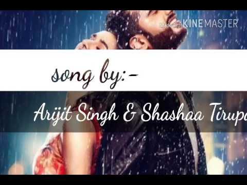 Main phir bhi tumko chahunga (male and female full lyrics)