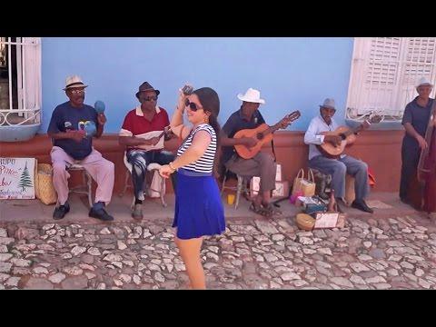 Cuban music and dancing