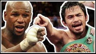 boxrec: Floyd Mayweather vs Manny Pacquiao On For May 2 MGM in Las Vegas - EsNews Boxing