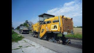 WIRTGEN W2100 asphalt cutter