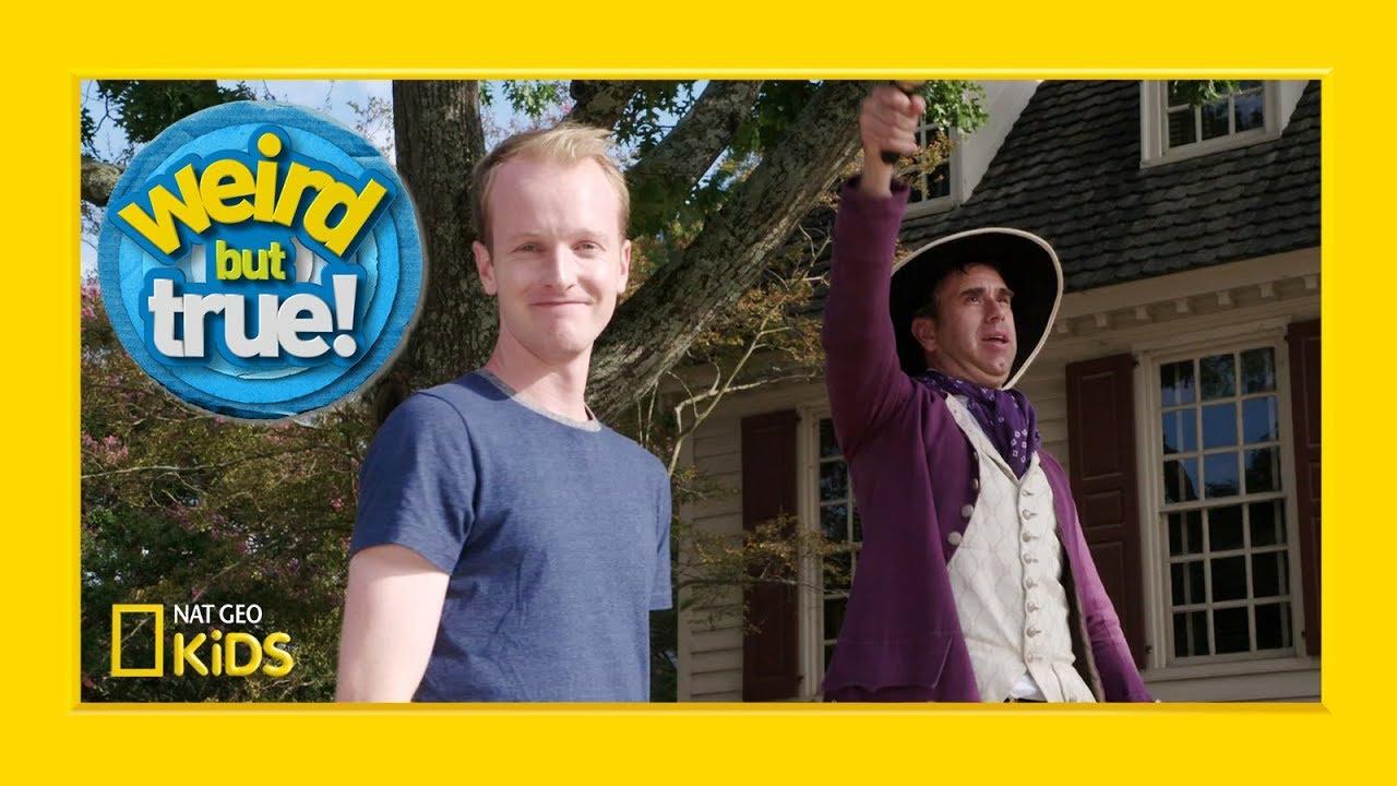 Weird But True! in Colonial Williamsburg | Weirdest Bestest Truest
