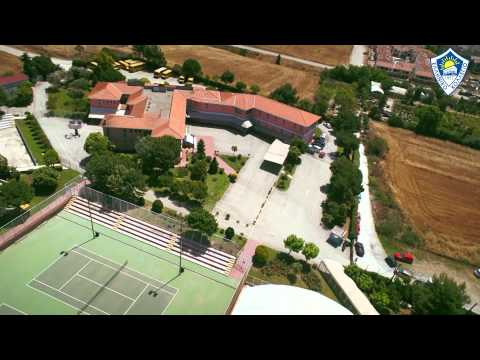 HELLENIC COLLEGE FROM THE SKY