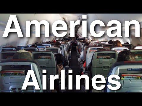 AMERICAN AIRLINES - Review De La CLASE ECONÓMICA ✈️