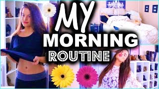 My Morning Routine.. IN MY NEW HOUSE!! | Casey Holmes