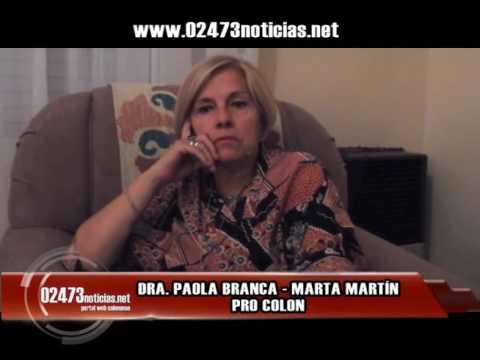 PAOLA BRANCA   MARTA MARTIN