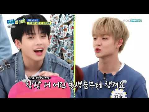 [ENG/INDO SUB] Weekly Idol 479 Treasure Full Episode