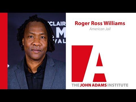 Roger Ross Williams on American Jail  The John Adams Institute