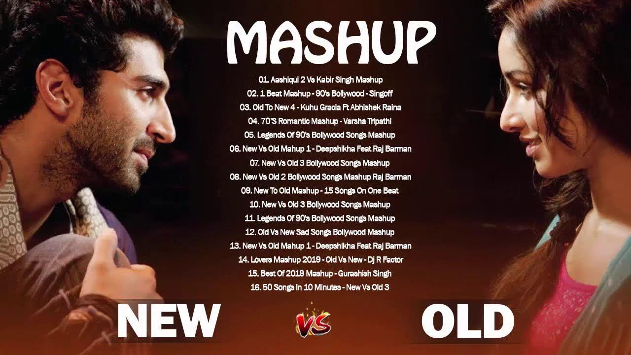 Old Vs New Bollywood Mashup Songs 2020 //Hindi New Mashup 2020 July -Romantic Indian Songs Mashup HD