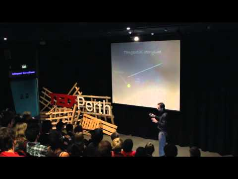The Coefficient of Personal Friction: Daithi O'Gliasáin at TEDxPerth