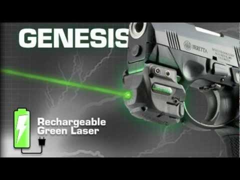 LaserMax Genesis Rechargeable Laser