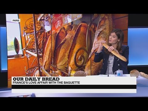 "France's baguette obsession: The rules of ""baguetiquette"""