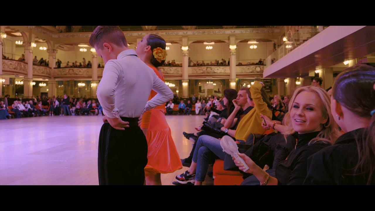 Download Blackpool Junior Festival Under 12 Final ( 2019 ) Winners Daniel Novikov and Mishella Vishnevskiy!