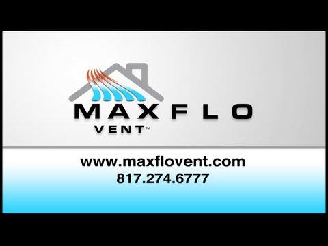 MaxFlo Vents Sales Rep to Contractor