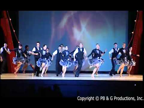 Just Couture 2011 San Francisco Salsa Congress Performance Friday Show