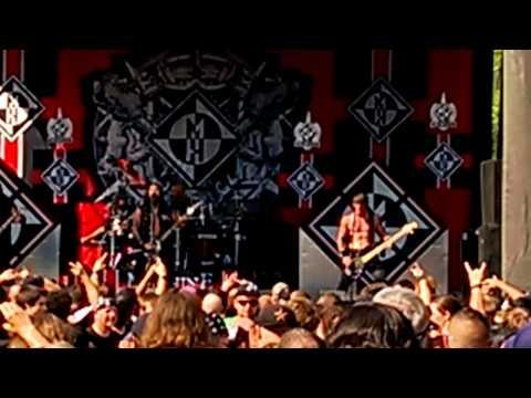 Machine Head - Locust (Live at the Rock Star Mayhem Festival, Houston TX 08/03/13)