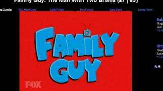 ALL Family Guy Episodes - Road 2 Multiverse, season 9 & 8 live online and FREE