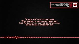 One8 - Hands Across The World (Ft. R. Kelly) [Lyrics]