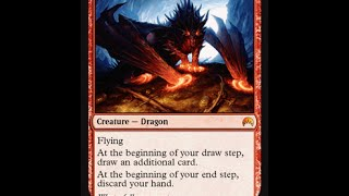 Avaricious Dragon, EDH Card Review, Magic Origins