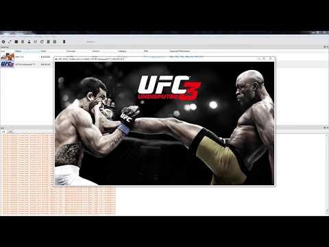 UFC Undisputed 3 ЗАПУСКАЕМ на ПК ! эмулятор PS3 2017