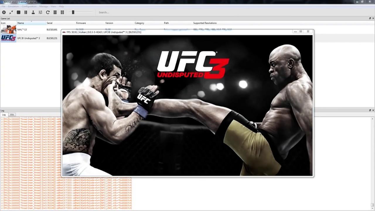 UFC Undisputed 3 ЗАПУСКАЕМ на ПК ! эмулятор PS3 2017 - YouTube Ufc Undisputed 3 Ps3 Dlc