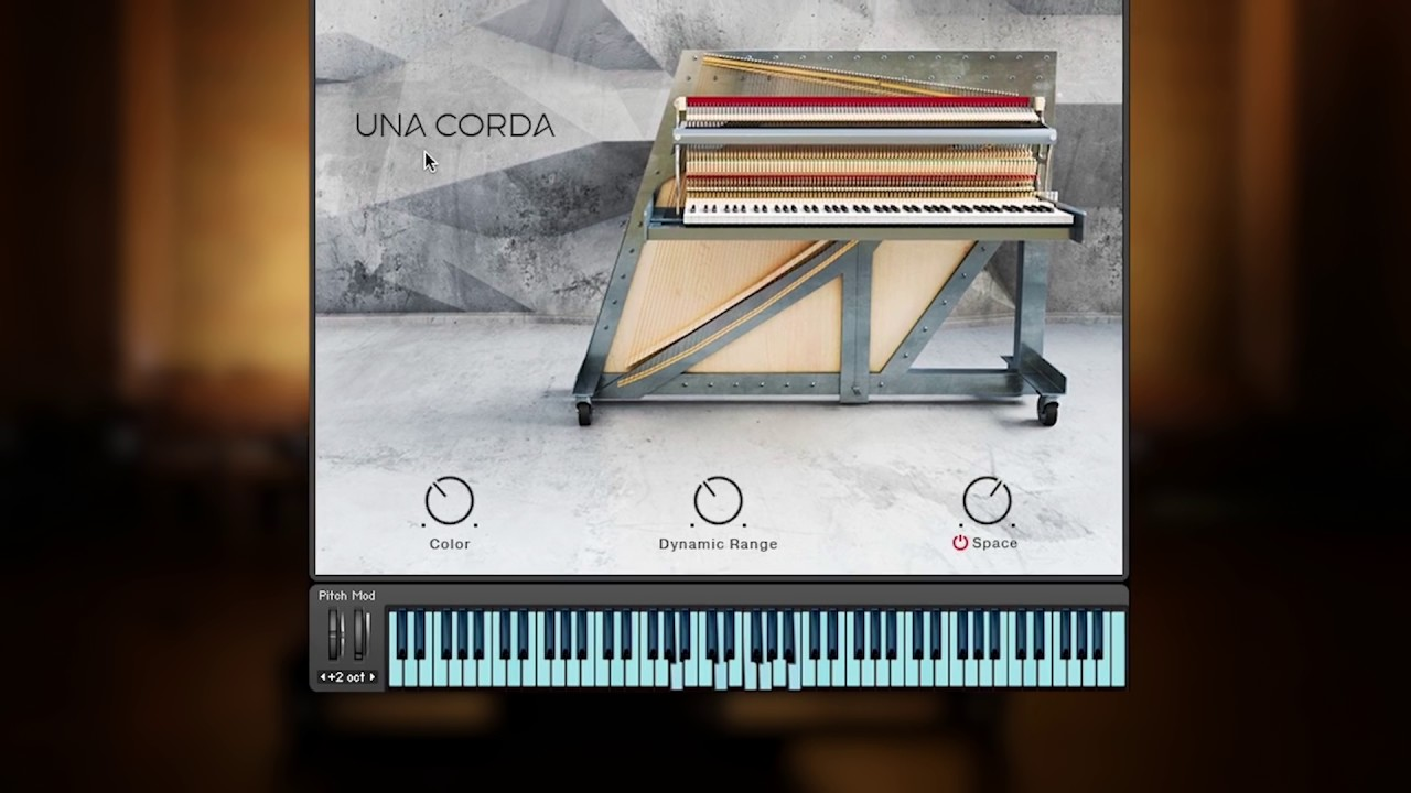 [ review vst instrument ] review UNA CORDA piano
