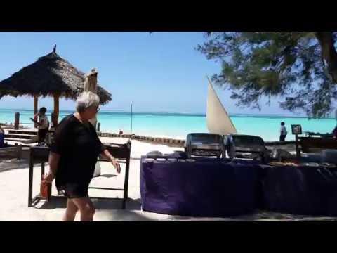 Zanzibar #2016 - Pwani Mchangani Beach | Vlog #12