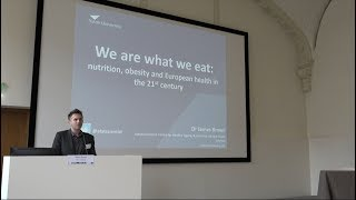 We Are What We Eat - Dr. James Brown at Ghent University