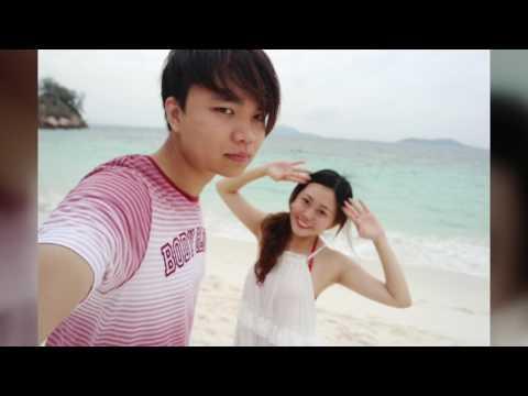 Pulau Rawa with my dear❤️(Rawa Island Resort)Johor,Malaysia 17-19/7/2017
